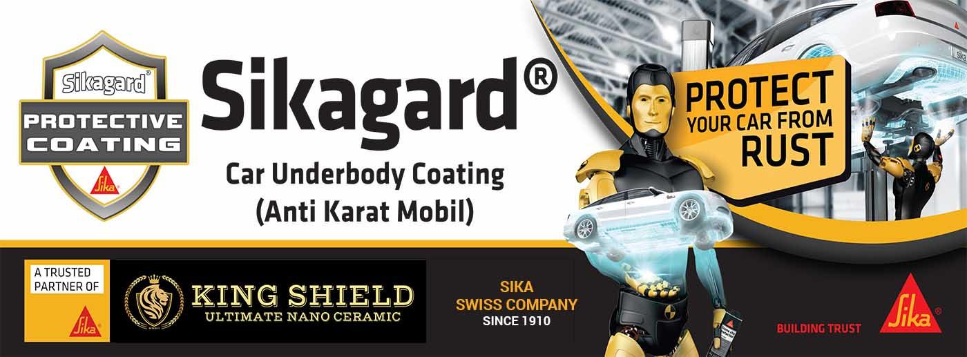 SIKAGARD KING SHIELD