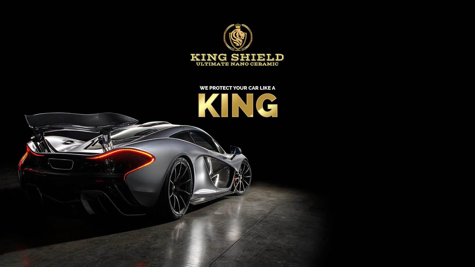 King Shield Nano Coating Ceramic 9H