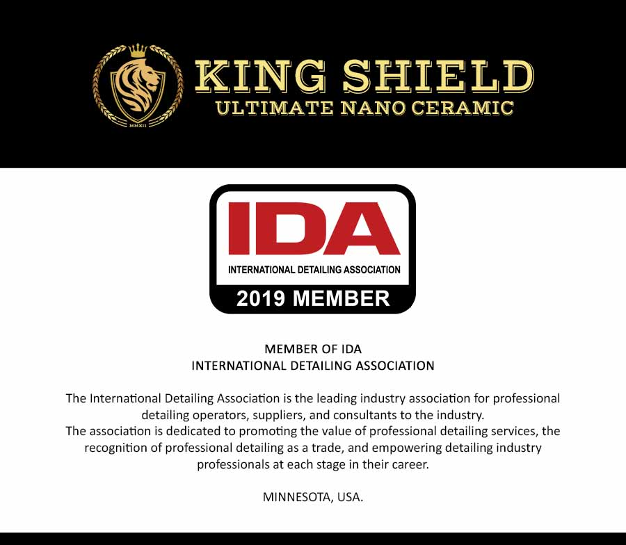 King Shield IDA Member