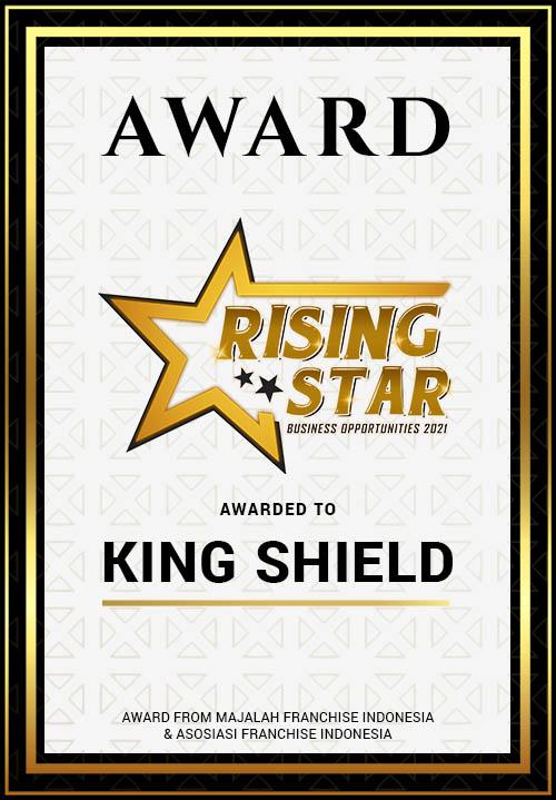 KING SHIELD Award Rising Star s
