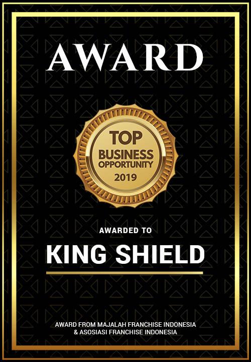 KING SHIELD Award TOP BO s